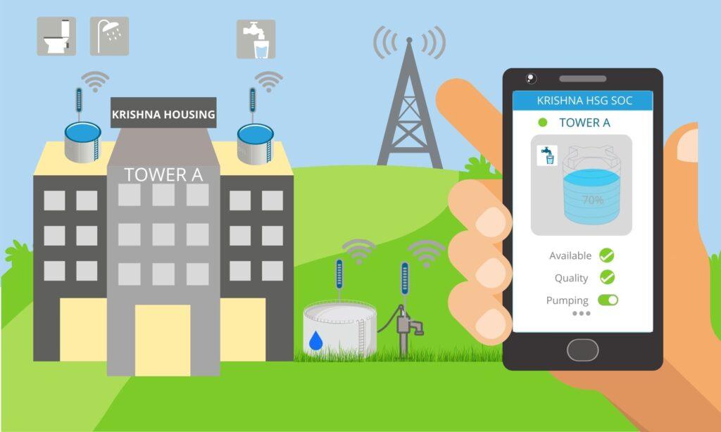 Residential Water Level Sensor