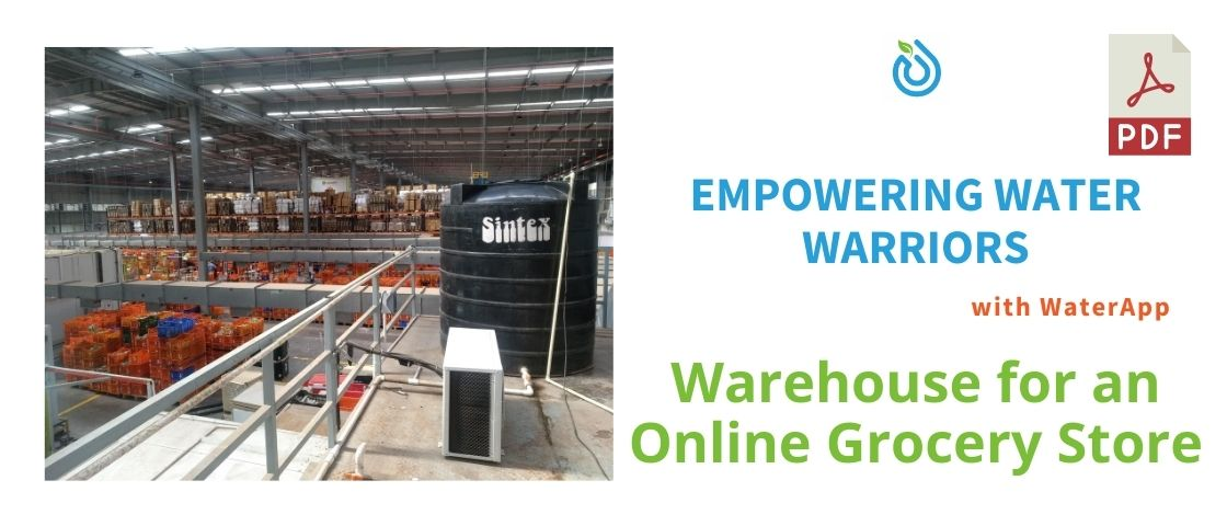 Warehouse for Online Grocery Store Case Study