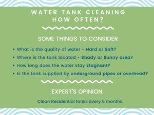 WaterTankCleaningTips